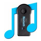Receptor Bluetooth Usb Auto Microfono Manos Libres Parlante