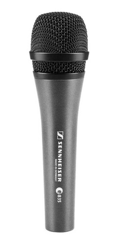 Micrófono Sennheiser E835 Dinámico Negro