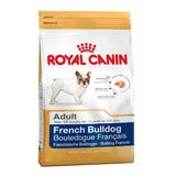 Alimento Royal Canin Breed Health Nutrition Bulldog Francés Perro Adulto Raza Pequeña 3kg