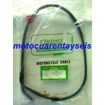 Cable De Embrague Yamaha Fz 16