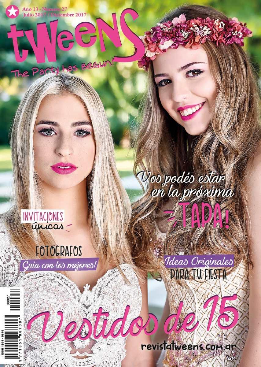 Revista Tweens Edición 27