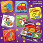 Libro Los Juguetes/cosas Chiquitas/los Transportes/animales