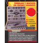 Terrajas Y Machos En Cromo Vanadio Black Jack L200#