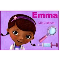 Kit Imprimible Doctora Juguetes