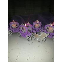 Ceremonia De Velas Con Carrozas(15 Unidades)