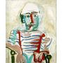 Cuadros Impresiones En Lienzo Marcos Pintores Picasso 40x50