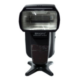 Flash Ttl Triopo Seleccionar P/ Canon Ettl O Nikon Ittl Tr-982iii Hss
