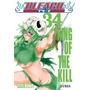 Bleach - Manga - Ivrea - Tomo 34 - Collectoys