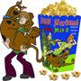 Kit Imprimible Scooby Doo Cotillon Cumpleaños Tarjetas 2x1