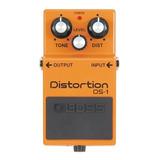 Pedal Efecto Guitarra Electrica Boss Ds1 Distorsion