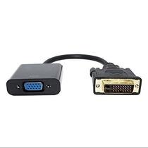 Cable Adaptador Conversor Activo Dvi-d 24+1 A Vga Dual Link