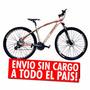 Bicicletas Mountain Mega 29 C/susp Envs/c Alum Shimano Disco