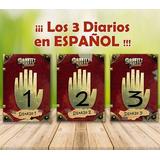 Diarios Gravity Falls Libro 1,2y3 En Español