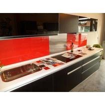 Mesada Para Cocina Granito Con Bacha - Medidas1.20x0.60 Cm