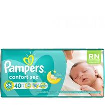 Oferta! 120 Pañales Pampers Recién Nacidos Confort Sec