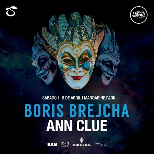 Ticket Boris Brejcha