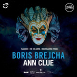 Ticket Boris Brejcha