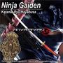 Katana Samurai, Ninja Gaiden Ryu Hayabusa, Iaito, Katas