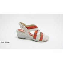 Zapatos De Mujer Sandalias Anny De Cuero Blablablá Calzados