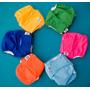 Pack X 12 Pañales Ecológicos De Tela Giorno Pañal