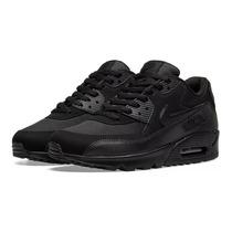 Busca zapatillas nike air max 90 negras mujer con los