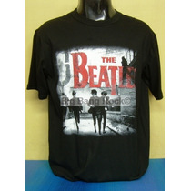 Remera The Beatles Talle X L Extra Large ( 56 Cm X 75 Cm )