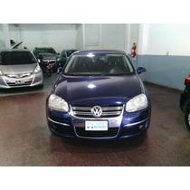Volkswagen Vento 2.5 Automatico 4 Puertas Azul 2009 $185000