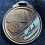 Medalla De Futbol 40mm X 22 Unidades Con Cinta