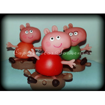 Souvenir Peppa Pig X 10 Unidades