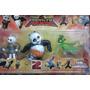 Set Blister Muñecos Kung Fu Panda - Varios Modelos
