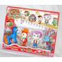 Muñecos X 8 Sheriff Callie Y Amigos P/ Torta O Jugar