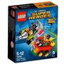 Educando Lego Dc Comic Super Héroes Robin Vs Bane 76062