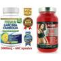 Garcinia Cambogia 95% Hca 3000 Mg + Supresor E Inhibidor Usa