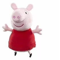 Peppa Pig Peluche Gigante De 1 Metro La Cerdita Original