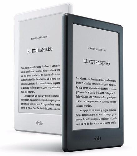 Amazon Kindle Touch 4gb E-reader E-book 8va Generación 2016