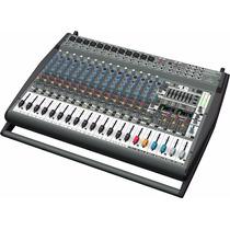 Behringer Pmp 6000 Consola Potenciada Audiomasmusica