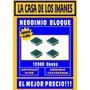 Iman Neodimio 12x12x3mm - El Mejor Precio!!!