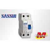 Diyuntor Diferencial 2 X 25a Tbcin Sassin Electro Medina