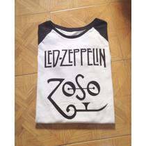Remera Led Zeppelin, Jimmy Page!! Única!