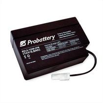 Bateria Gel 12v 08ah Ups Alarma Juguete Leds Iluminacion
