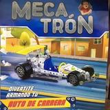 Mecatron Mecano Entrega Auto De Carreras - La Nacion