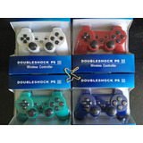Joystick De Ps3 De Colores Inalámbrico Dualshock Playstation