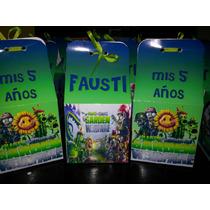 Cajita Golosinera Personalizada Pack X 10