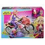 Barbie Agente Secreto Motocicleta Juguetería El Pehuen