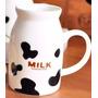 Jarrito Taza Milk Vaca Lechera Cow Taza Lechera Regalosmd