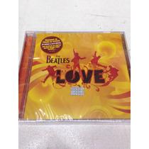 The Beatles - Love - Cd Nuevo + Otro De Regalo!!!!