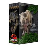 Jurassic Park Saga Completa 5 Dvd Pack Colección Peliculas