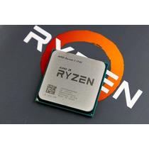 Procesador Amd Ryzen 7-1700 ¡nuevo!  8-cores/3.7ghz/am4