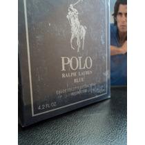 Polo Blue Ralph Lauren 100% Original Extra Grande Nuevo
