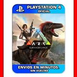 Ark Survivors Pack Ps4 :: Digital :: Promo |2|